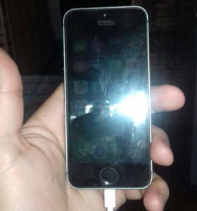 Айфон s 5 с отпечатком