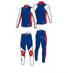 Лыжный костюм для соревнораний или тренеровок