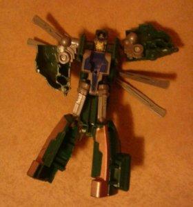Автобот(робот-вертолет)-трансформер