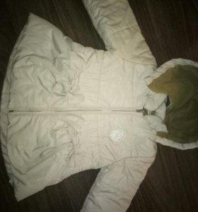 Красивая куртка Aziz bebe