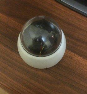Камера видеонаблюдения антивандальная ч/б