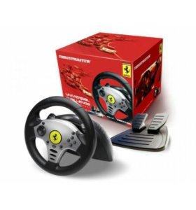 υniversal challenge Ferrari игровой руль