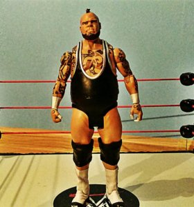 Бродус Клэй WWE WRESTLING TOYS