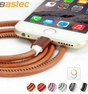 Кожная зарядка для iphone