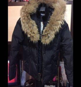 Куртка (пуховик,зима)