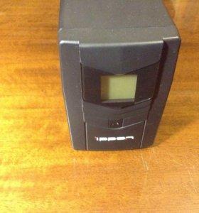 Цифровой видеорегистратор 3016, монитор и ИБП