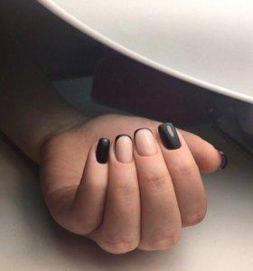 Маникюр. Обучение. Наращивание ногтей