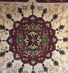 Настоящий шерстяной ковёр