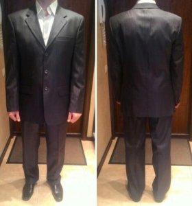 Пальто + костюм + рубашка