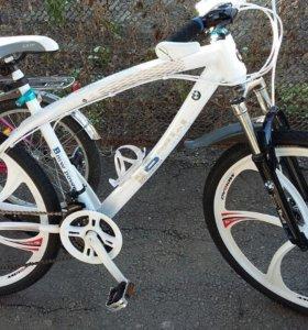 Новые велосипеды из Китая