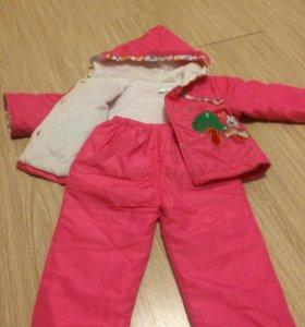 Курточка и штаники