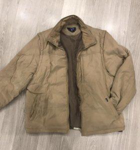 Мужская куртка, демисезонная, р. 50
