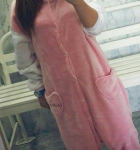 Пижама Кигуруми (Hello Kitty)