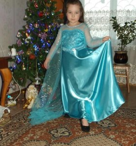Платье Эльзы, новое. Разные модели