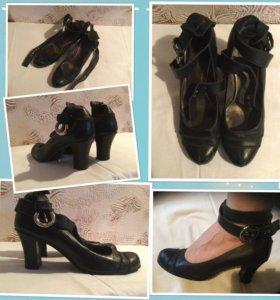 туфли женские натур.кожа 39 р