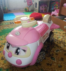Машинка детская для девочки