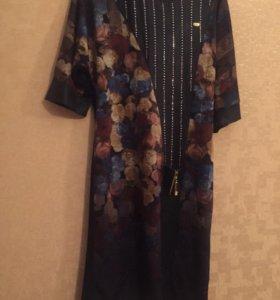 Новое платье 46-52 размер