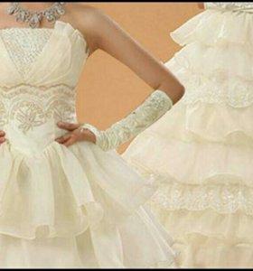 Срочно!!срочно!! платье!!! Свадебное/вечернее