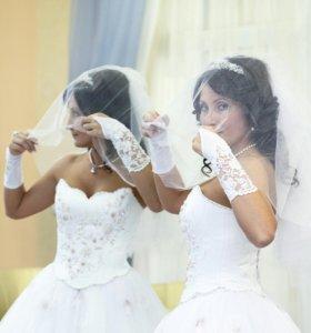 Свадебное платье от Topaza