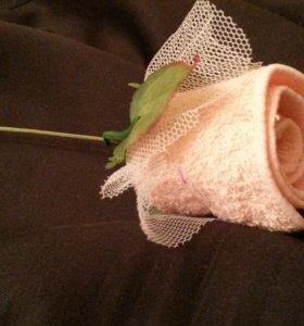 Подарочный сувенир - роза