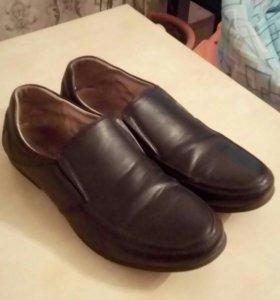 Мужские ботинки (40-41 р.)