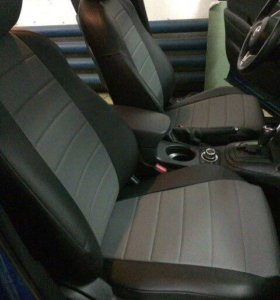 Чехлы Mazda CX-5 ЭкоКожа