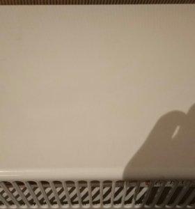 Радиатор отопления с кожухом2шт новые