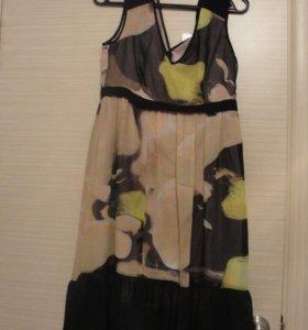 Платье летнее(можно беременным)