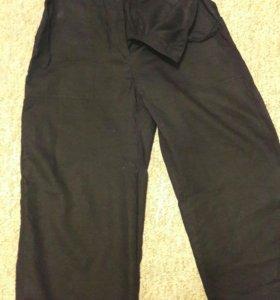 Льняные брюки и юбки новые 44 размер