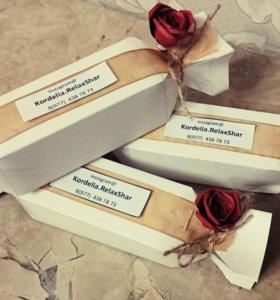 Бонбоньерки на свадьбу, праздник