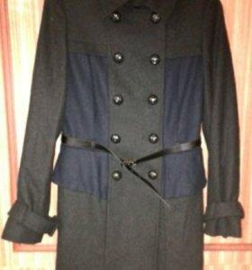 Новое пальто topshop