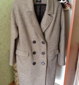 Пальто демисезон шерсть