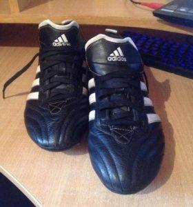 Футбольные бутсы Adidas TRX F6