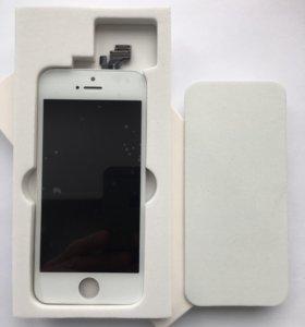 Apple iPhone 5/5S ААА+ дисплей экран LCD модуль