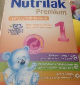 нутрилак премиум гипоаллергенный 1 с 0 до 6 месяце