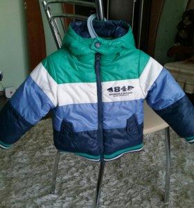 Куртка 86-92 см