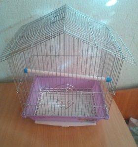 клетки для попугаев