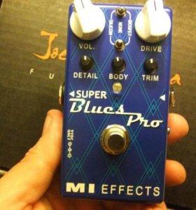 🎼 MI Audio Super Blues Pro Made in Australia