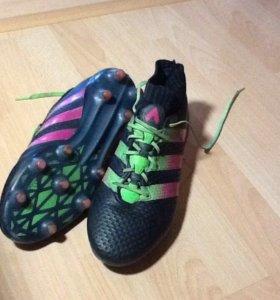 Adidas ace16.1 бутсы