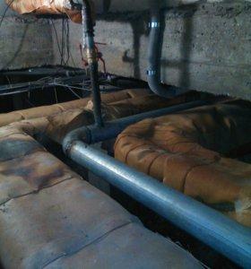 Отопление Водоснабжение Услуги для ТСЖ