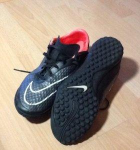 Nike Hypervenom бутсы