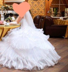 Свадебное платье 42-46