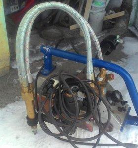 Портативная газорезательная машина