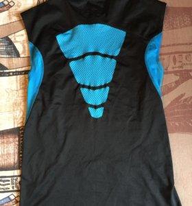 Мужская футболка Nike, без рукавов(оригинал)
