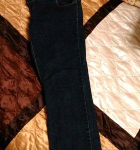 джинсы пакетом для беременных