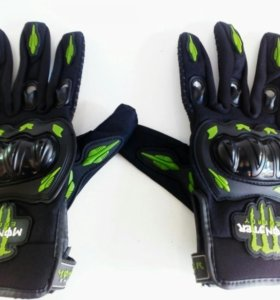 New Мото перчатки Monster