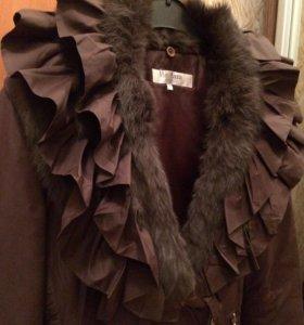 Куртка Max Mara pura seta