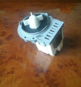 Насос для слива стиральной машины новый