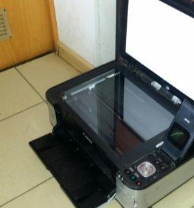 Принтер, сканер pixma mp550