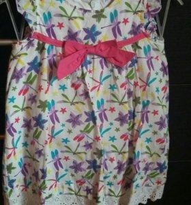Платье с трусиками на памперс